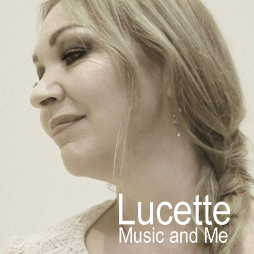 Cover Lucette Music and me - Pro Music Studio